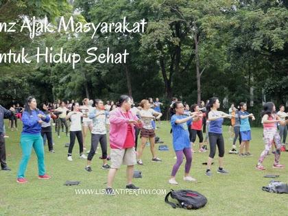 Allianz Ajak Masyarakat Untuk Hidup Sehat