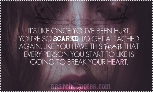Quotes About Being Hurt: What I Love The Most...?Quotes