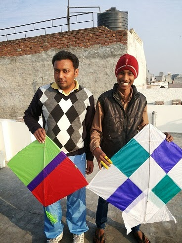 Lohri in Amritsar