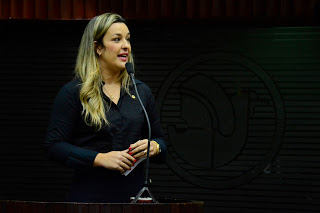 Camila Toscano lamenta aumento de casos de estupro na Paraíba