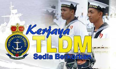 Permohonan Laskar Muda TLDM Sesi 216/2017 Secara Online