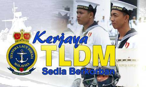 Permohonan Laskar Muda TLDM Sesi 216/2017 Online