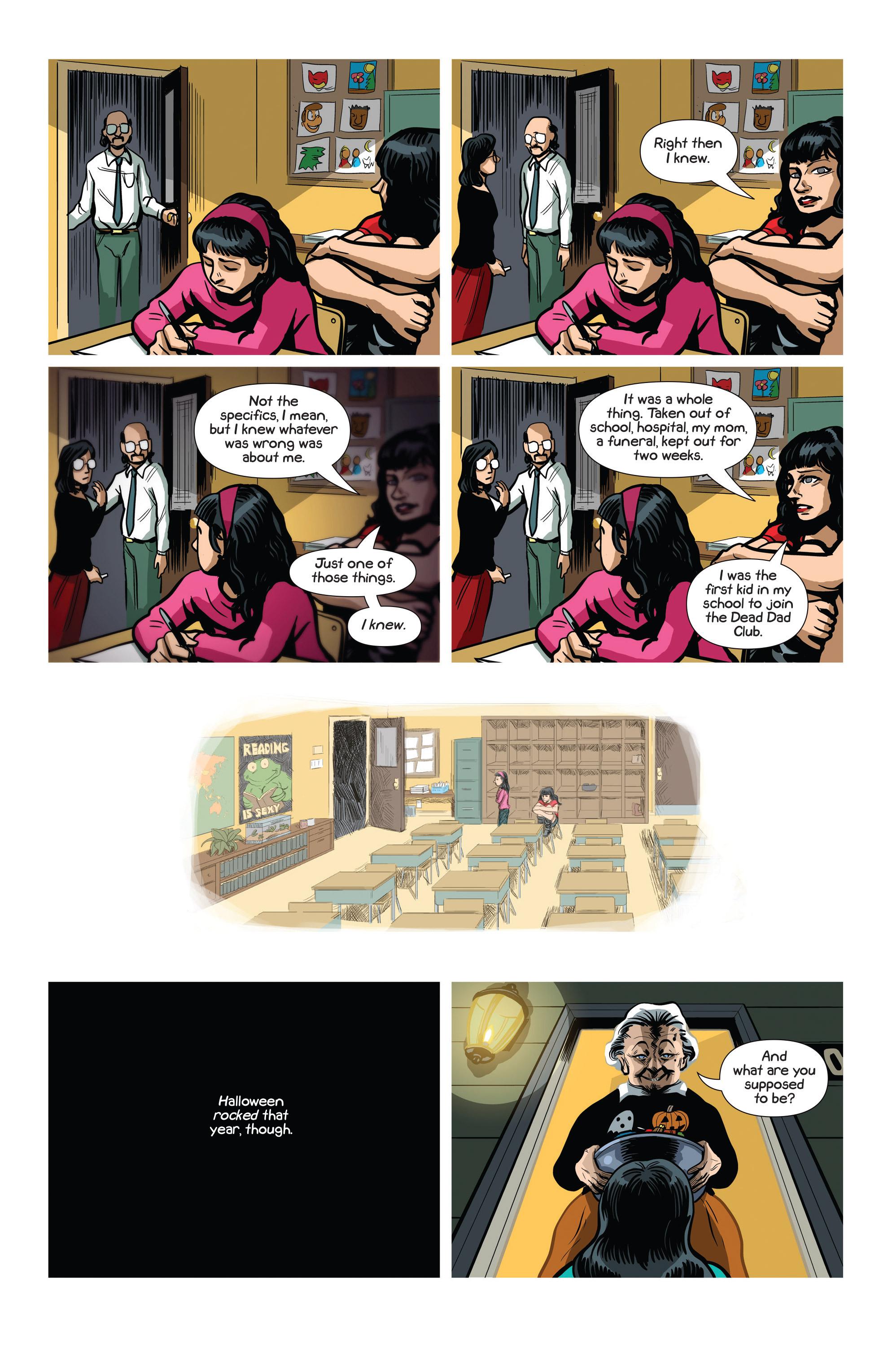 Read online Sex Criminals comic -  Issue # _TPB 1 - 9