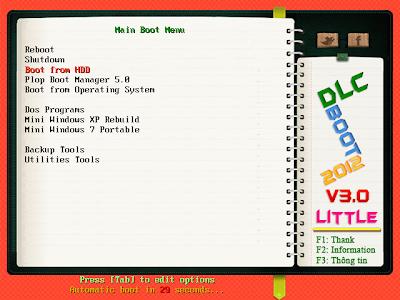 DLC BOOTt 2012 v3.0 TERBARU LIMITED ISO