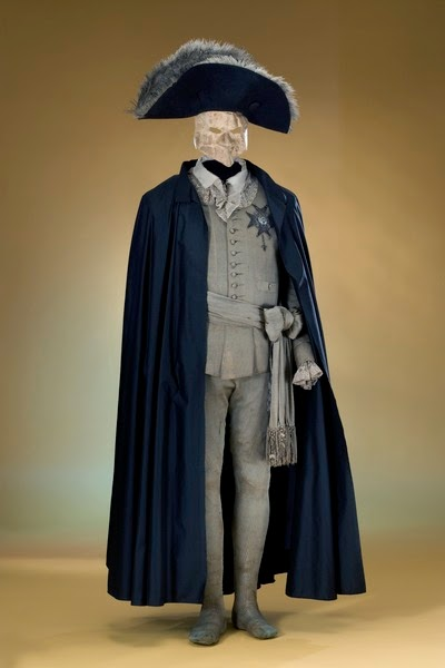 King Gustav III's costume