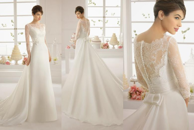 Lojas de vestidos de noiva em Barcelona