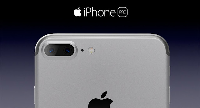 iPhone 7, iPhone Pro and iPhone SE Concepts