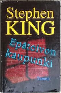 Epätoivon kaupunki - Stephen King