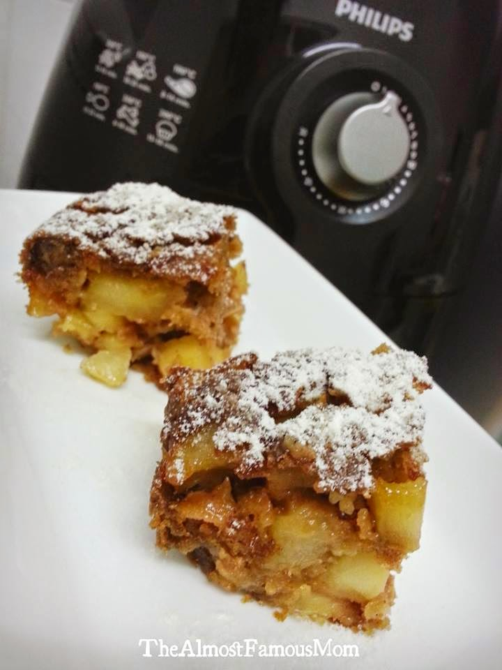 The Almost Famous Mom Airbaked German Apple Cake