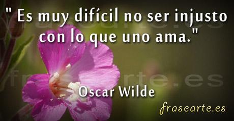 Frases famosas de Oscar Wilde