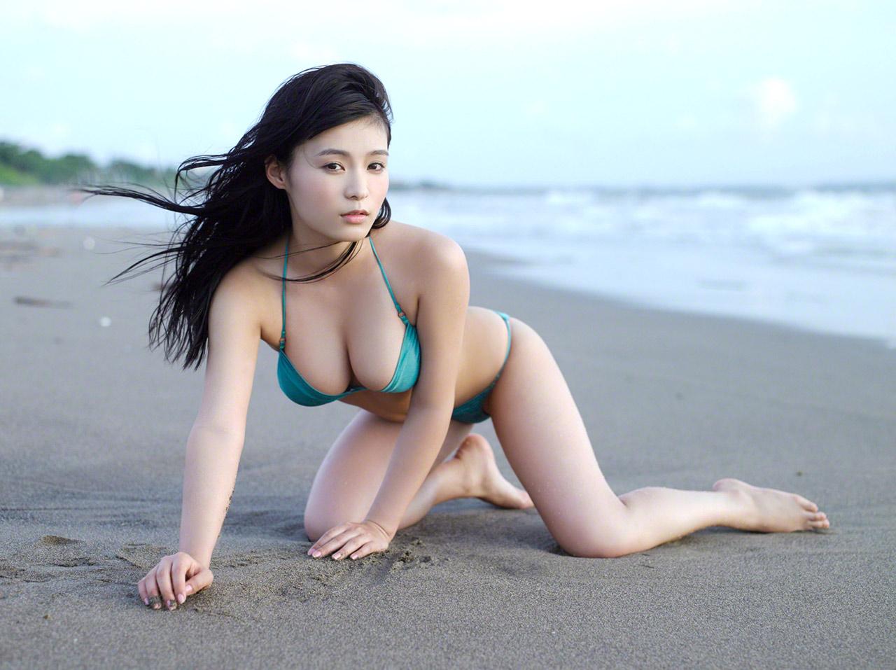 mizuki hoshina sexy bikini pics 04