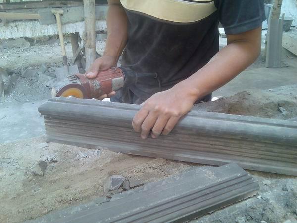 grc artikon produk beton precast dekoratif. Black Bedroom Furniture Sets. Home Design Ideas