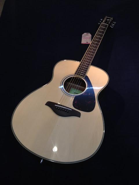 YAMAHA アコースティック FG-820 FG フォークギター