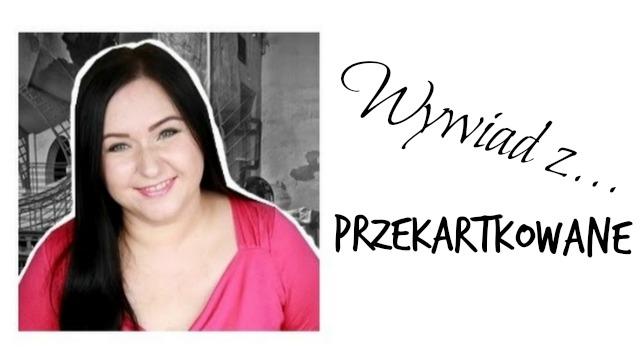 Wywiad z panią Mariolą z kanału Przekartkowane