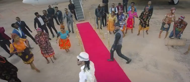 [Music video] P-square - Bank Alert