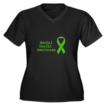 Mental Health Awareness Plus Size T-Shirt $26.99