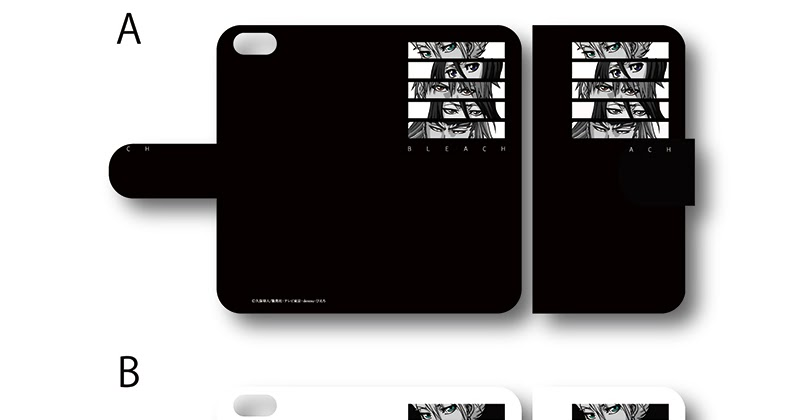 249b29f611 REV 代購/預購: BLEACH 手帳型スマホケース 各種 (