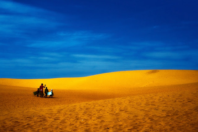 The Sand Dunes In Vietnam Is A-Must Place You Have To Visit 1