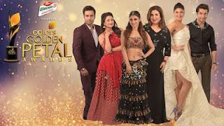 Golden Petal Awards 2017 Hindi WEB HD 480p [450MB]