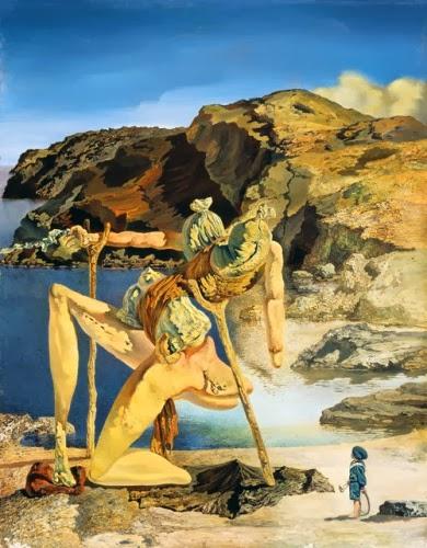 Salvador Dalí sexualidad
