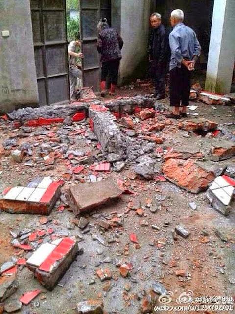 Violências anti-religiosas não tiram a fé. Na China reforçam a resistência.