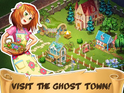 Ghost Town Adventures Apk v2.25.3 Mod Unlimited Money for Android