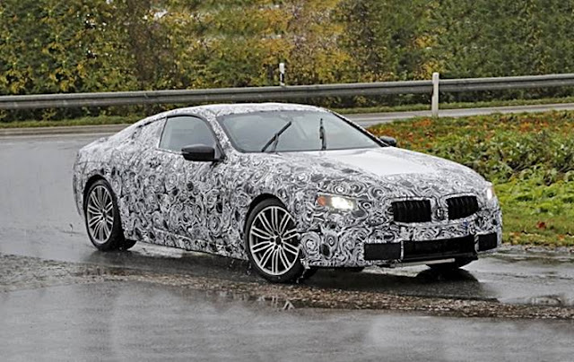 2018 BMW 6 Series Is Showered with New Kit and Equipment Options