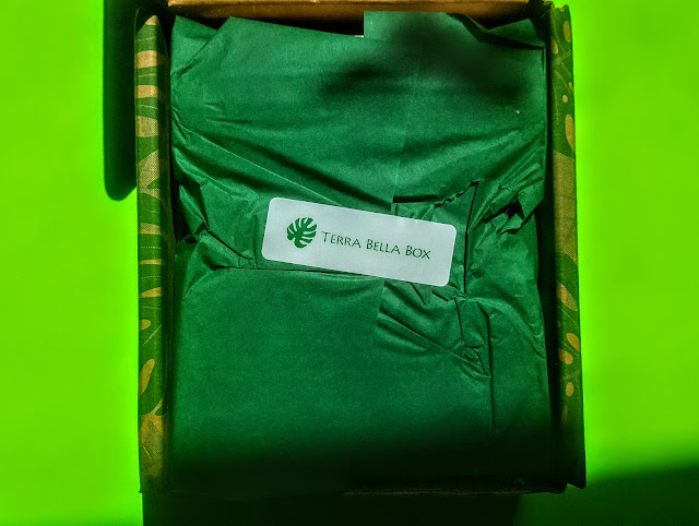 first look in the terra bella box