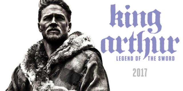 Sinopsis King Arthur: The Legend Of Sword (2017)