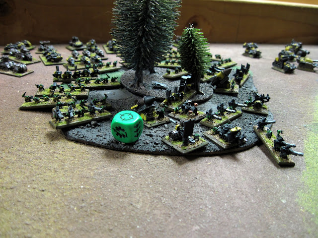 Chroma's Orks hit the field for their first NEAT.