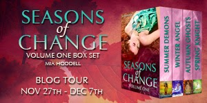 Blog Tour: Seasons of Change Boxed Set by Mia Hoddell *Spotlight & Giveaway*