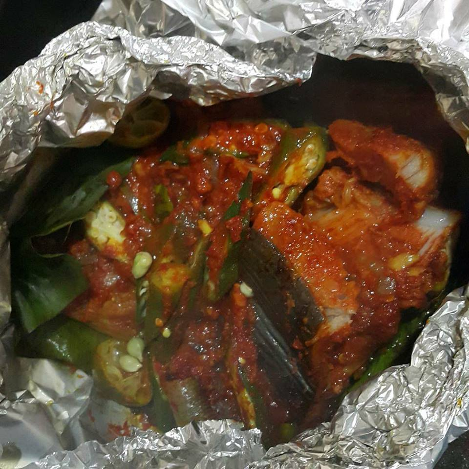 resepi ikan pari bakar ala portugis resepi malaya turun temurun Resepi Ikan Pari Bakar Melaka Enak dan Mudah