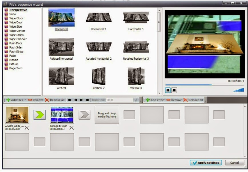 Visualartzi free video editor for windows VSDC