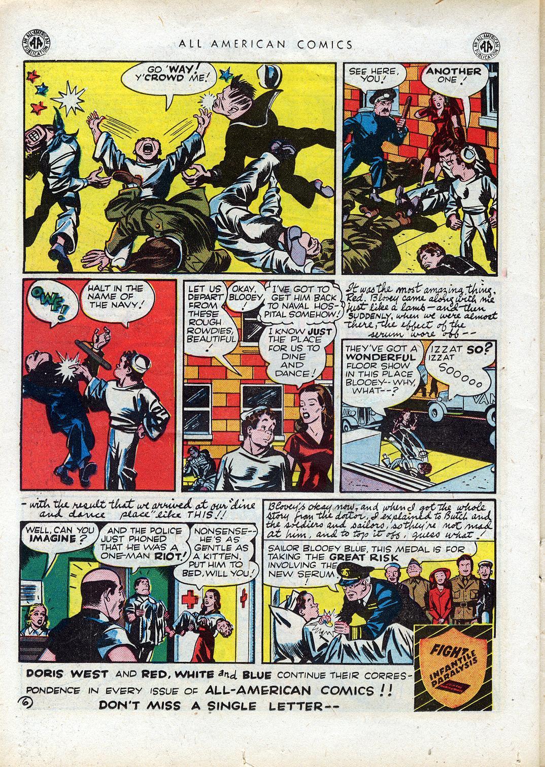 Read online All-American Comics (1939) comic -  Issue #64 - 37