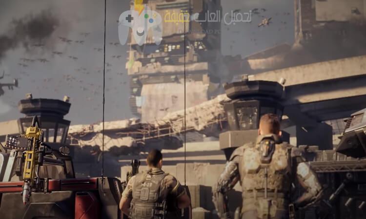 تحميل لعبة 3 Call Of Duty Black Ops للكمبيوتر