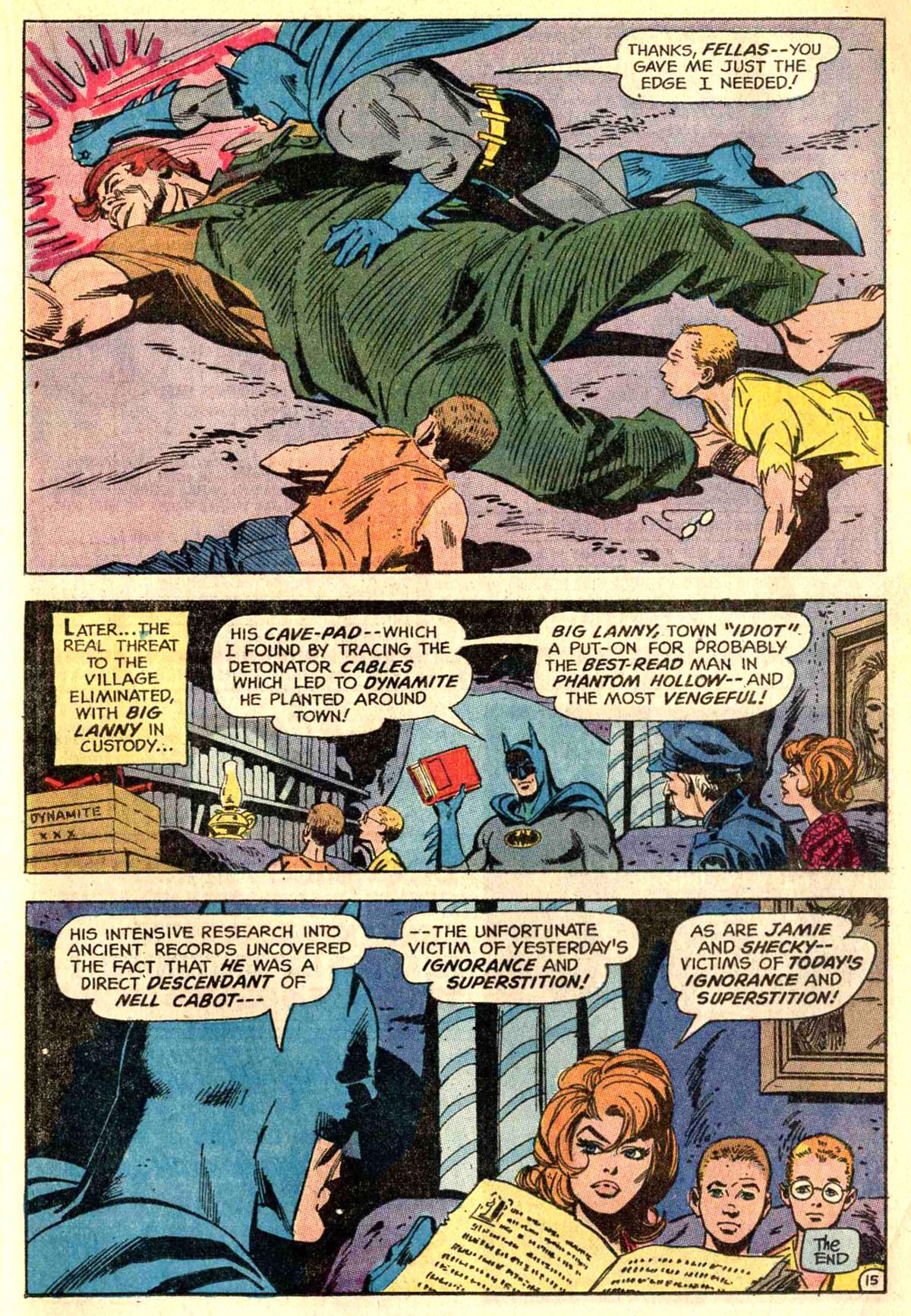 Detective Comics (1937) 413 Page 20