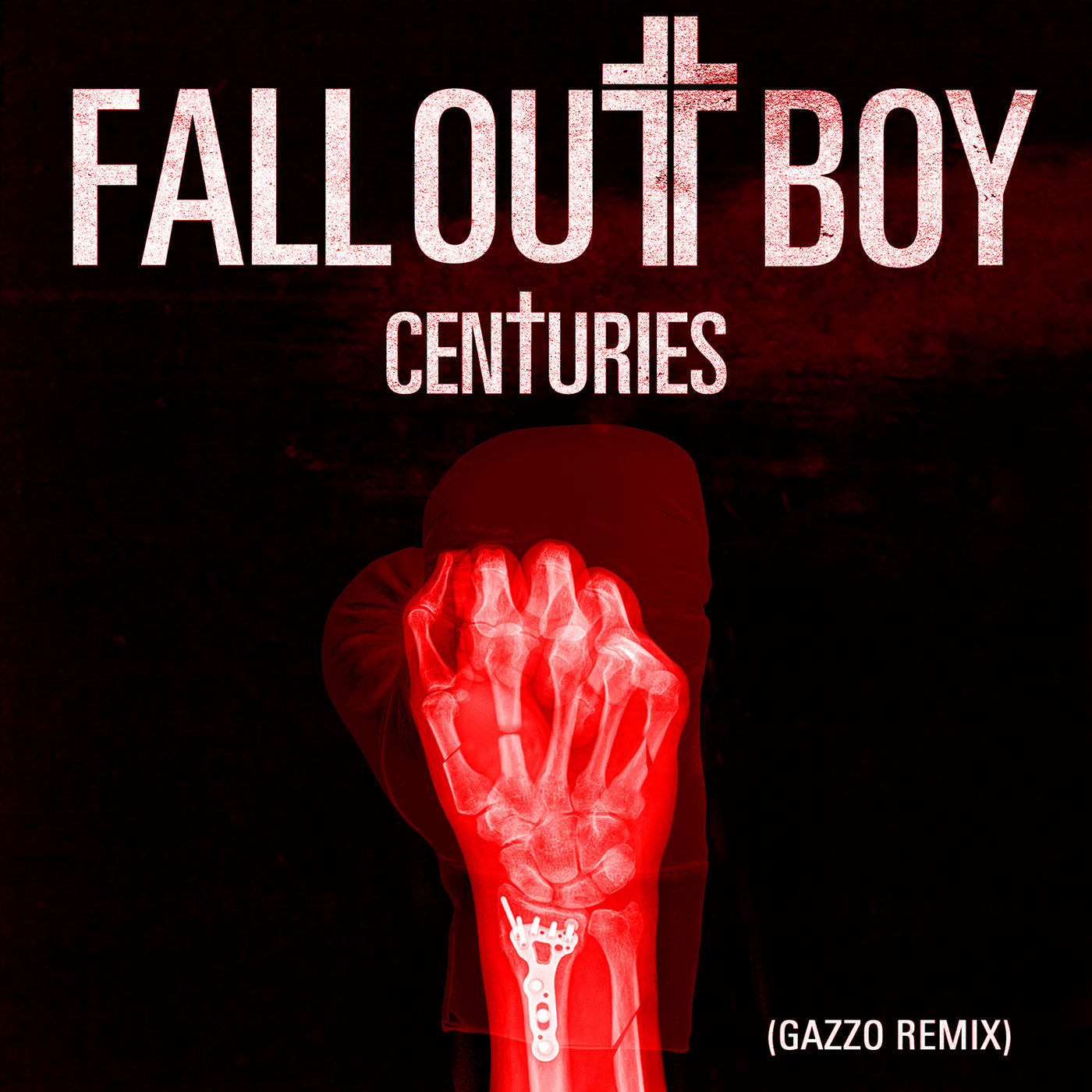 Fall Out Boy - Centuries (Gazzo Remix) - Single Cover