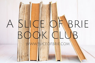 An online Book Club with A Slice of Brie blog