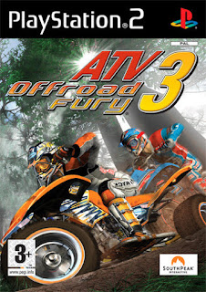 ATV Offroad Fury 3 - PS2