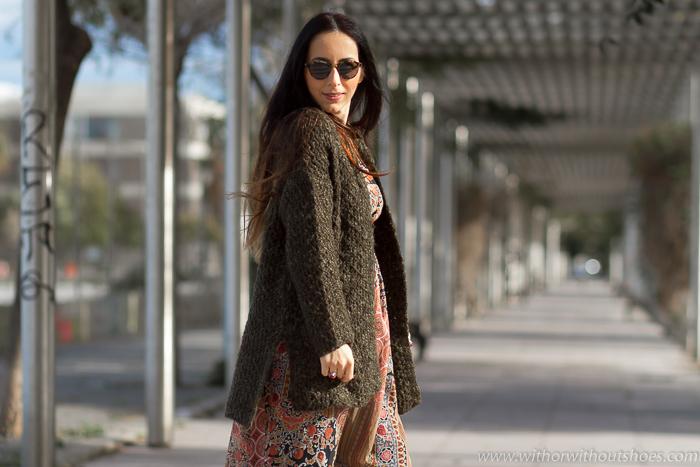 BLogger influencer de moda de Valencia con ideas para vestir comoda