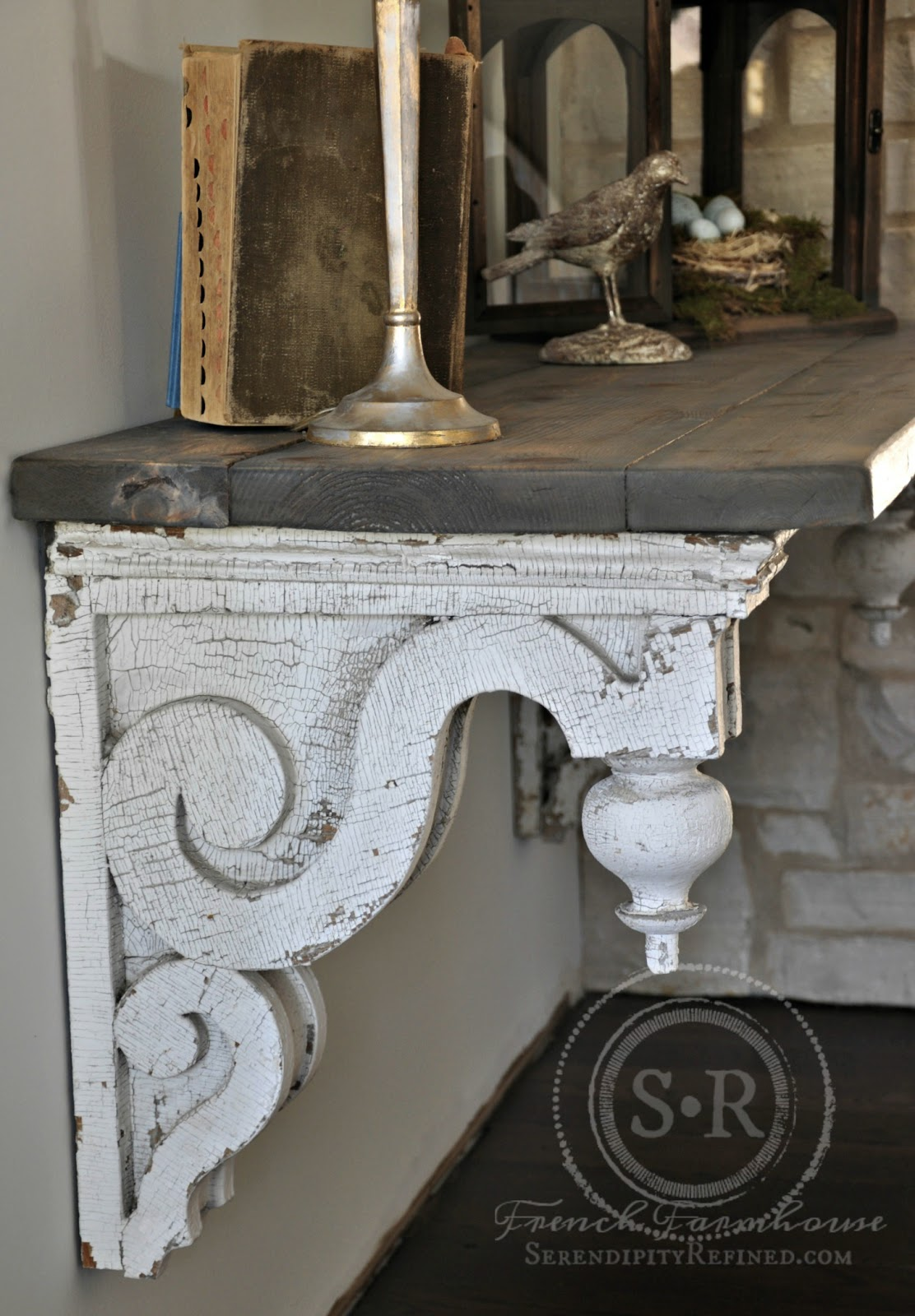 Serendipity Refined Blog Reclaimed Architectural Corbel