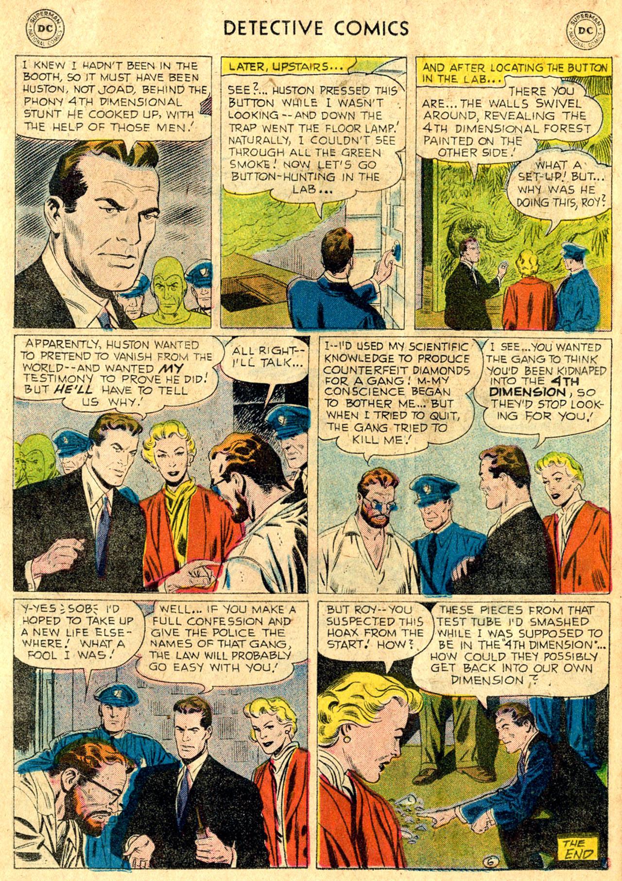 Detective Comics (1937) 238 Page 21