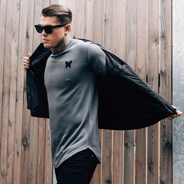 c893c37433b88 Macho Moda - Blog de Moda Masculina  As Camisetas Masculinas em alta ...