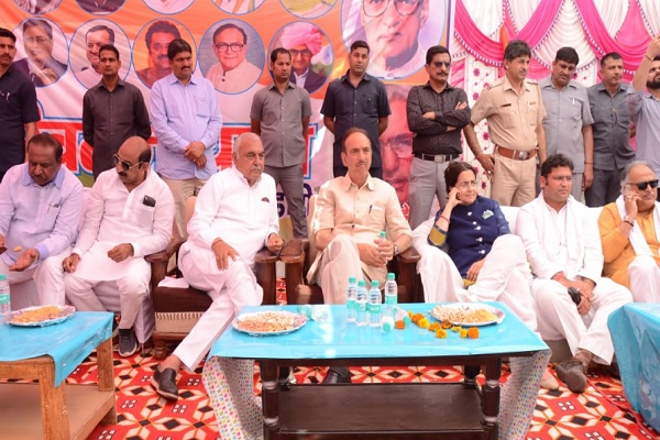Haryana-Congress-Rath-Yatra