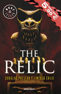 """The Relic (El ídolo perdido)"" de Douglas Preston y Lincoln Child"