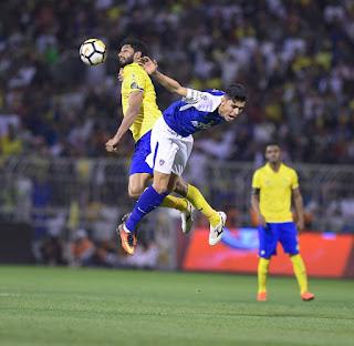 موعد مباراة الهلال والنصر ضمن الدوري السعودي والقنوات الناقلة