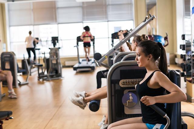 Phòng tập Gym tại ONE 18