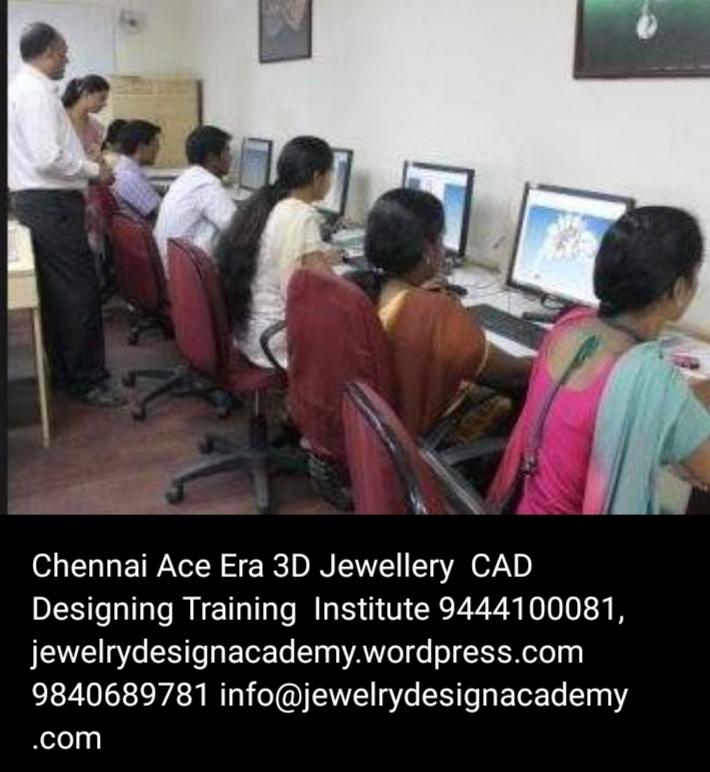 Scope Careers Jobs Jewellery Designing | CHENNAI MATRIX RHINO GOLD