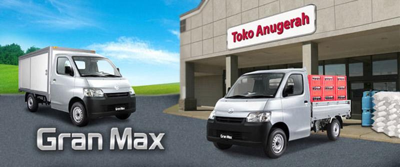Daihatsu New Airbag: Gran Max PickUp