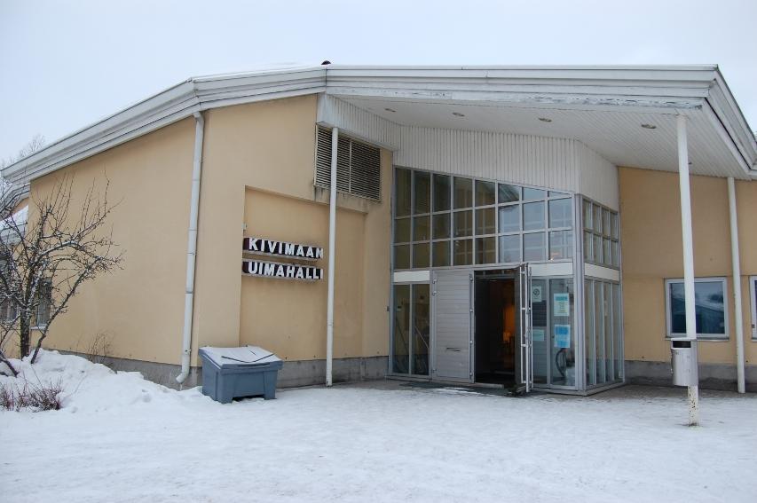 Kivimaan Uimahalli